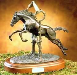 Pferdeartige kunst