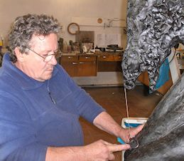 Bronze Horse Garden Art Sculptures